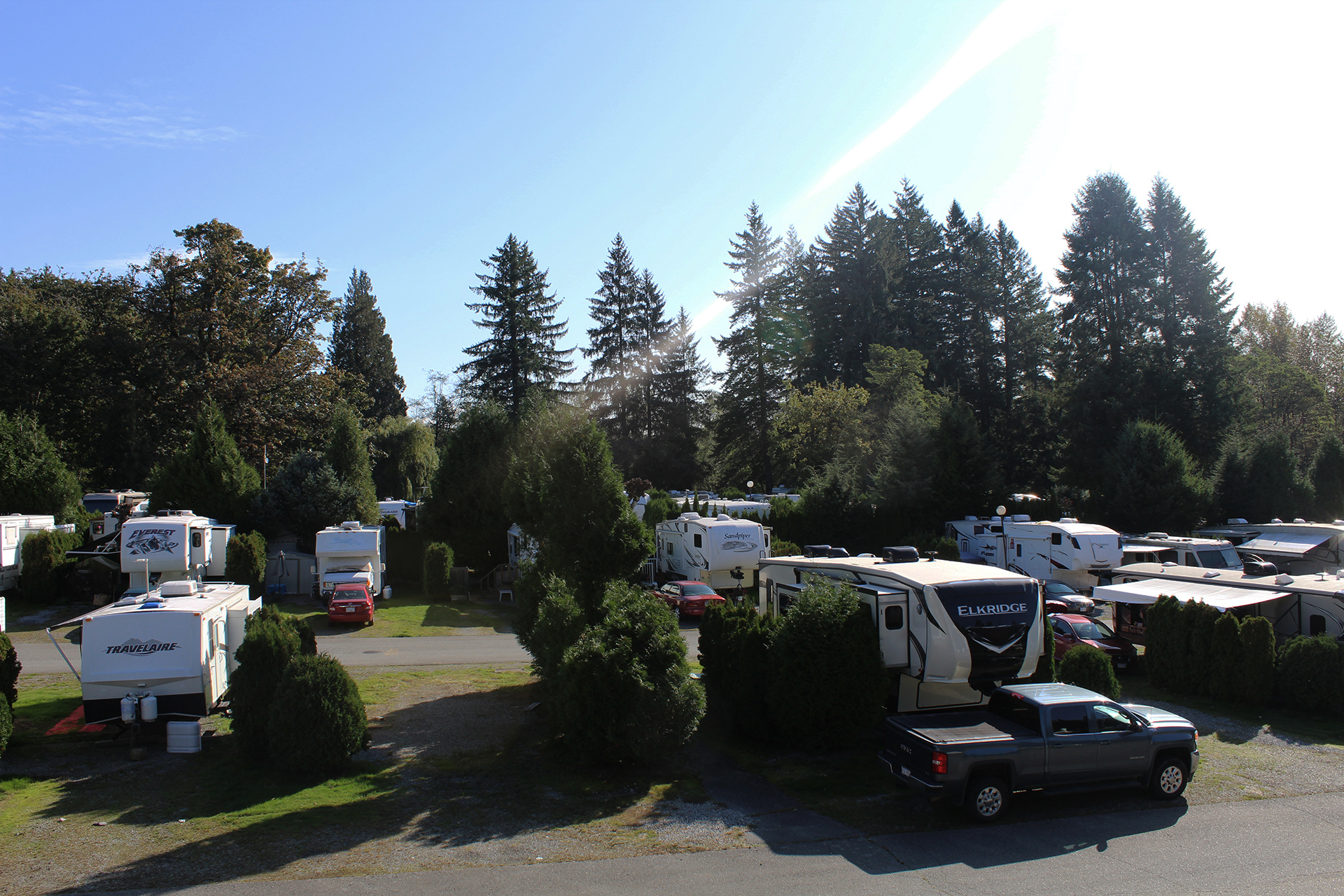 Tynehead Rv Park Surrey S Best Kept Camping Secret
